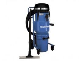 Вакуумная установка с электрическим приводом для удаления сухой пыли 216E