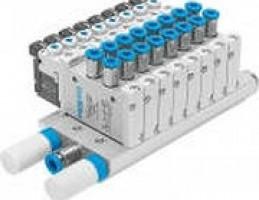 Пневмоострова VTSA, ISO 15407-2, ISO 5599-2