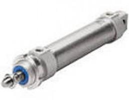 Круглый цилиндр DSNU, метрический