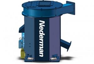 Компактная система центробежного удаления/выжимания жидкости из стружки
