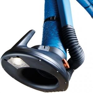 Вытяжной вентиляционный рукав для удаления дыма и пыли NEX MD