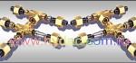 Арматура соединений трубопроводов