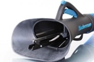Универсальная вытяжная насадка с внутренним захватом для встроенных и покрытых защитным кожухом выхлопных труб
