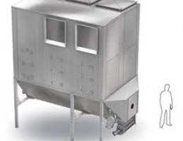 Рукавная система сбора пыли NFKZ 3000 с цепным конвейером