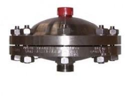 Демпферы пульсаций SBO, резьбовая конструкция
