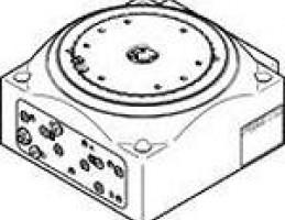 Принадлежности для делительно-поворотных столов ST, DHTG