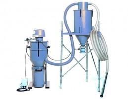 Система удаления пыли с автоматически очищающимся фильтром 710A
