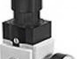 Прецизионные регуляторы давления для блочного монтажа MS-LRBP