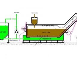 Вакуумный фильтр рабочей жидкости полного потока FV