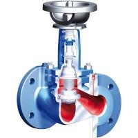 ARI-ASTRA - PLUS - не требующий обслуживания клапан регулировки потока с сильфонным уплотнением (до 175°C частично 350°C)