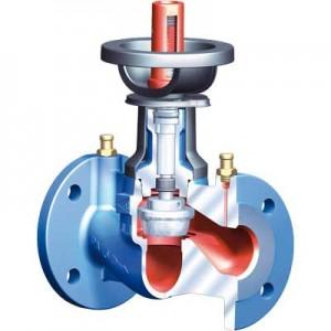Балансировочный клапан ARI-ASTRA не требующий обслуживания балансировочный клапан (до 120°C)