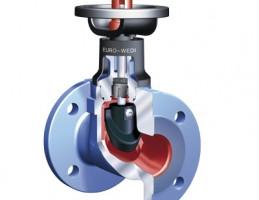 Запорные клапаны с мягким уплотнением ARI-EURO-WEDI запорный клапан с мягким уплотнением не требующий технического обслуживания (до 120°C)