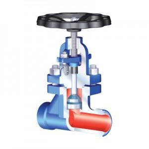Запорный клапан с сальниковым уплотнением ARI-STOBU® запорный клапан с сальниковым уплотнением