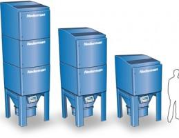 Система FilterMax F с модульным картриджным фильтром с встроенным предварительным сепаратором