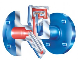 Конденсатоотводчик термодинамический ARI-CONA TD  ANSI предназначен для дренажа паровых систем всех типов