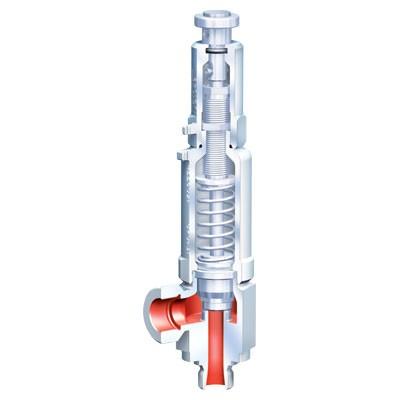 Предохранительный клапан ARI-SAFE TCS BR950