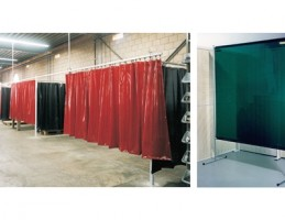 Защитные шторы и экраны